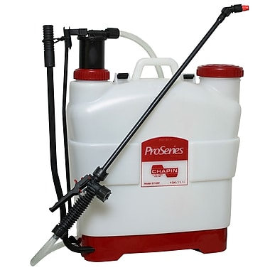Chapin ProSeries 61500 Backpack Sprayer, 4 gal.