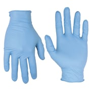 CLC Work Gear 2320X Nitrile Disposable Glove Box, 100 Count