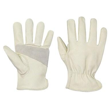 CLC 2069M White Men's Suede Leather, Medium