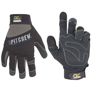 CLC 205BXL Black Synthetic Leather, XL