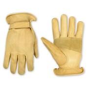 CLC 2058M Yellow Suede Leather, Medium