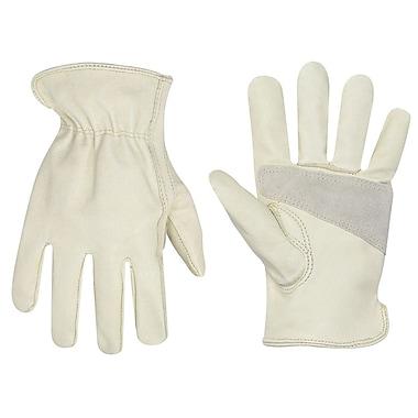 CLC 2069X White Men's Suede Leather, XL