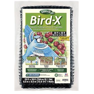 Dalen Products BN-3 Bird-X Netting, 28' x 28'