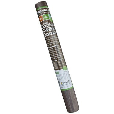 DeWitt NAT240RF 2' x 40' Natural Garden Weed Barrier