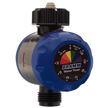 Dramm 10-15045 Premium Water Timer, Blue