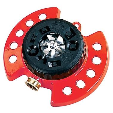 Dramm Corporation 15021 ColorStorm Nine Pattern Turret Sprinkler, Red