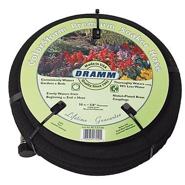 Dramm 10-17020 Soaker Garden Hose, 25'