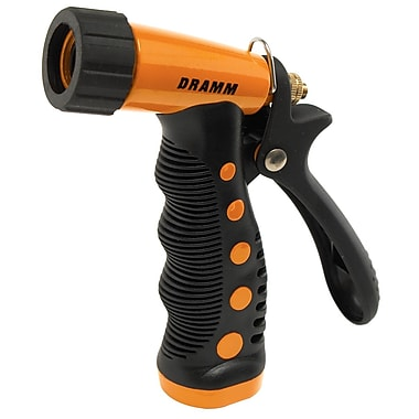 Dramm 60-12722 Premium Pistol Spray Gun with Insulated Grip, Orange