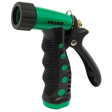 Dramm 60-12724 Premium Pistol Spray Gun with Insulated Grip, Green