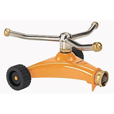 Dramm Corporation 15052 ColorStorm Premium Three Arm Whirling Sprinkler, Orange