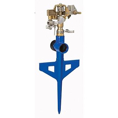 Dramm Corporation 10-15065 ColorStorm Stake Impulse Sprinkler, Blue