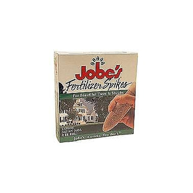 Jobes 1000 Granular Tree & Shrub Fertilizer Spikes, 5 Pack