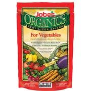 Jobes 06028 Organics Vegetable Fertilizer Spikes