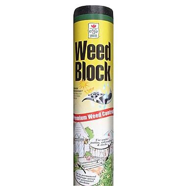 Easy Gardener 1051 Weedblock Landscape Fabric, 3' x 100'