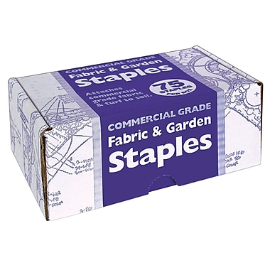 Fabric Garden Staples Attaches Landscape Fabric And Turf