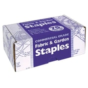 Easy Gardener 815 Landscape Fabric Steel Install Staples, 75 Count