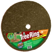 "Easy Gardener TR24912-30 24"" Red & Brown Tree Ring"