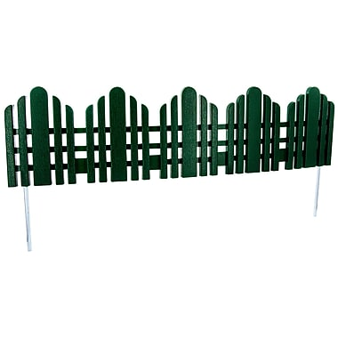 Easy Gardener 863 Adirondack Landscape Edging, Green