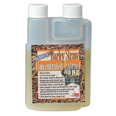 Microbe Lift/Ecological Labs BSEP08 Concentrated Barley Straw Extract Plus Peat, 8 oz.