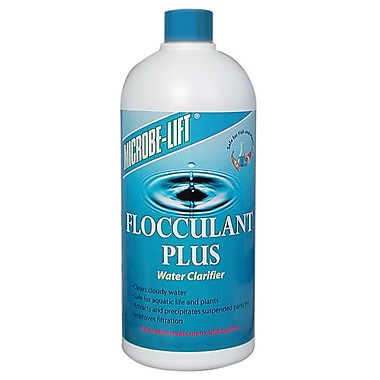 Microbe Lift/Ecological Labs FPLUS16 Flocculant Plus, 16 oz.