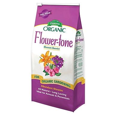 Espoma FT4 Organic Flower Tone Plant Food, 4 lbs.