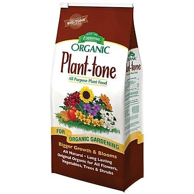 Espoma PT18 Organic Plant Tone Plant Food, 18 lbs.