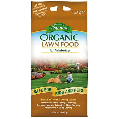 Espoma EOFW30 Organic Summer Fertilizer, 30 lbs.