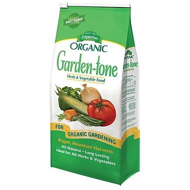 Espoma GT8 Organic Garden Tone Plant Food, 8 lbs.