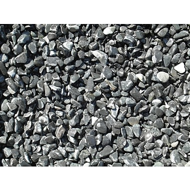 Exotic Pebbles & Aggregates BPBS-460 5 lbs. Bean Pebbles, Black