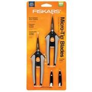Fiskars 3992181001 2 Pack Micro Tip Pruning Snip