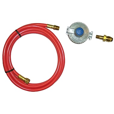 Propane heater hook up kit