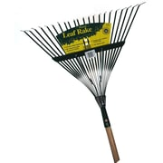 "FlexRake CF22 22"" Spring Action Leaf Rake"