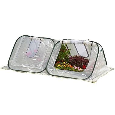 Flowerhouse FHSH200 3'H x 8'W x 4'D Portable Starterhouse