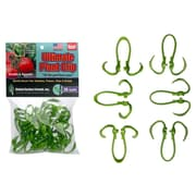 Global Garden Friends PLANTC20 Plastic Plant Clips, 20 Count