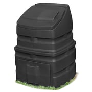 Good Ideas EZCB-BLK 12 cu.ft. Compost Wizard Standing Bin
