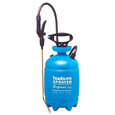 Hudson 65223 Deluxe Bugwiser Multi-Purpose Tank Sprayer, 3 gal.