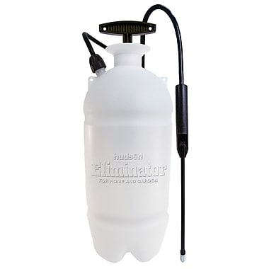Hudson 60153 Weed 'N Bug Eliminator Tank Sprayer, 3 gal.