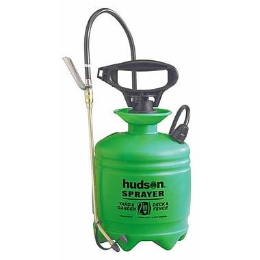 Hudson 66192 2 In 1 Yard & Garden/Deck & Fence Tank Sprayer, 2 gal.