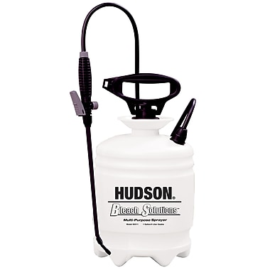 Hudson 90011 Bleach-Solutions Tank Sprayer, 1 gal.