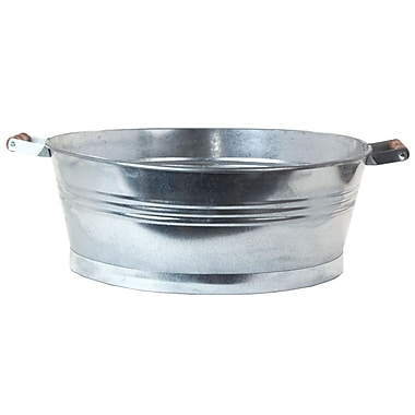 Houston International 6090 Galvanized Tub