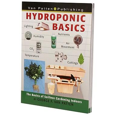 Hydrofarm BKHB Hydroponics Basics Book