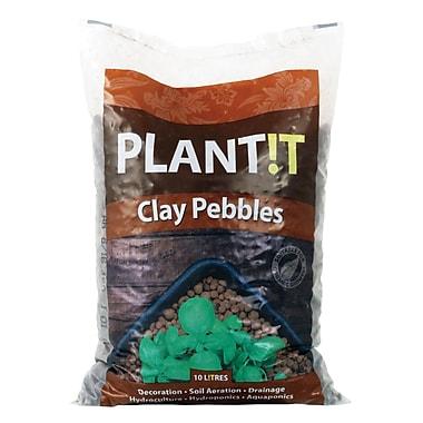 Hydrofarm GMC10L Clay Pebbles, 10 Litre