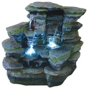 Kelkay Usa Llc F4666L Resin-Stone Bala Falls Fountain
