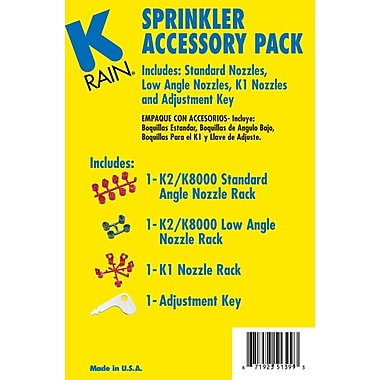 K Rain 513991 Gear Driven Sprinkler Nozzle