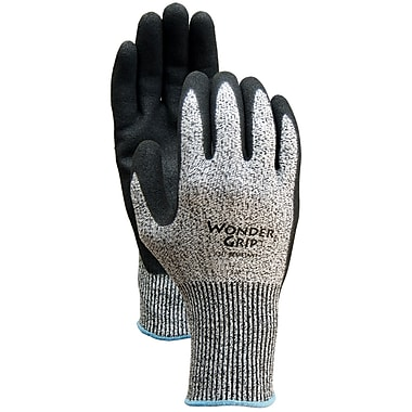 Wonder Grip WG778CM Black Polyester, Medium