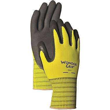 Wonder Grip WG310S Green Polyester, Small
