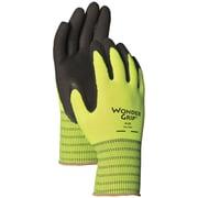 Wonder Grip WG310HVL Green Polyester, Large