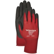 Wonder Grip WG1850M Red Polyester, Medium