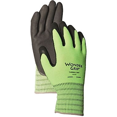 Wonder Grip WG320L Green Acrylic, Large