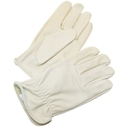 Bellingham Glove C2355L Womens Grain Cowhide Leather Drivers Gloves, Large